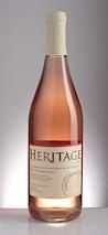 Heritage 2012 Dry Rosé Outer Coastal Plain