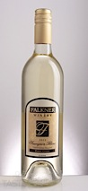 Falkner 2012 Estate Grown Sauvignon Blanc