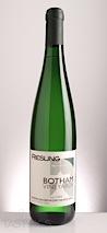 Botham 2012  Riesling