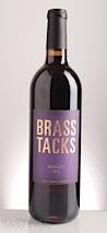 Brass Tacks 2012  Merlot