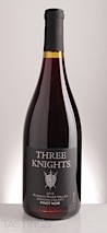 Three Knights 2012  Pinot Noir