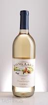 Long Lake 2012  Pinot Grigio