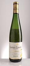 "Gustave Lorentz 2012 ""Evidence"" Riesling"