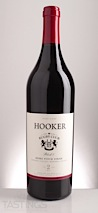 "Hooker 2011 ""Home Pitch"" Syrah"