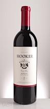 Hooker 2011  Merlot