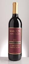 Maroon Wines 2012 Signature Reserve Cabernet Sauvignon