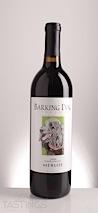 Barking Dog 2008  Merlot