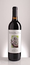 Barking Dog 2009  Merlot