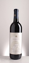 Jarvis 2012 Estate Grown, Cave Fermented Tempranillo