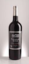 "Paradise Ridge 2011 Rockpile Vineyard, ""Elevation"" Cabernet Sauvignon"