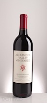 Alexander Valley Vineyards 2012 Estate Cabernet Sauvignon