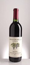 Grgich Hills 2011 Estate Grown Cabernet Sauvignon