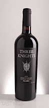 Three Knights 2012  Malbec