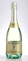 Barefoot Bubbly NV Sparkling Pinot Grigio, California