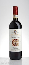 Caligiano 2012 Red, Chianti DOCG