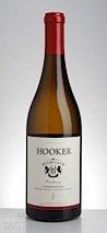 Hooker 2014  Chardonnay