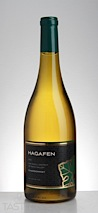 Hagafen 2014 Chardonnay, Oak Knoll District, Napa Valley