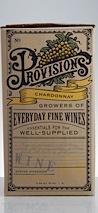 Provisions NV  Chardonnay