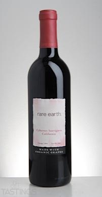 Rare Earth 2014 Cabernet Sauvignon California Usa Wine