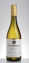 """Echeverria 2015 """"Unwooded"""" Reserva Chardonnay"""