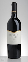 Heavenly Hills 2011 Rutherford Cabernet Sauvignon