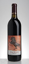Atam Winery 2013 Estate Bottled, Barbera, Lake Chelan