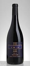 Tria 2014 Reserve Pinot Noir