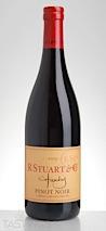 """R. Stuart 2013 """"Hirschy"""" Pinot Noir"""