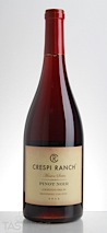 Crespi Ranch 2013 Mission Series Pinot Noir