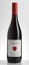Garnet Vineyards 2013 Pinot Noir, Monterey County
