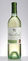 ONE LEAF 2013  Pinot Grigio
