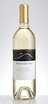 Monte De Oro 2014 Estate Grown/Galway Vineyard Sauvignon Blanc