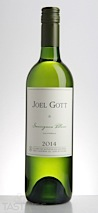Joel Gott 2014  Sauvignon Blanc