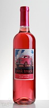 Pink Truck 2014 Pink Wine California
