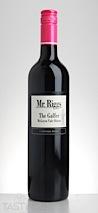 """Mr. Riggs 2014 """"The Gaffer"""" Shiraz"""
