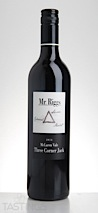 Mr. Riggs 2014 Three Corner Jack Red Blend, McLaren Vale