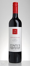 """Zonte's Footstep 2014 """"Chocolate Factory"""" Shiraz"""