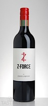 """Zonte's Footstep 2013 """"Z Force"""" Syrah-Petite Sirah"""