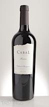Cabal 2012 Reserve Cabernet Sauvignon