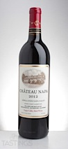 Chateau Napa 2012 Red Wine Napa Valley