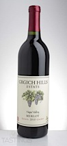 Grgich Hills 2010 Estate Grown, Merlot, Napa Valley