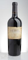 Heibel Ranch Vineyards 2011 Lappas Napa Valley Red Napa Valley