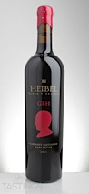 Heibel Ranch Vineyards 2011 GBH, Cabernet Sauvignon, Napa Valley
