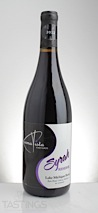 Karma Vista Vineyards 2012 Reserve Syrah