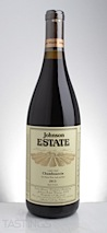 Johnson Estate 2013 Estate Grown Chambourcin