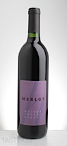 Hauser Estate Winery 2012  Merlot