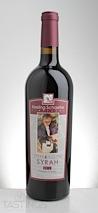 """Keeling Schaefer Vineyards 2012 """"Three Sisters"""" Syrah"""