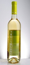Composition 2012 Troisblanc Riesling-Silvaner