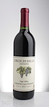 Grgich Hills 2011 Estate Grown, Cabernet Sauvignon, Napa Valley