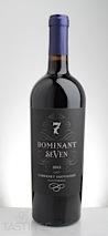 Dominant Seven 2013  Cabernet Sauvignon